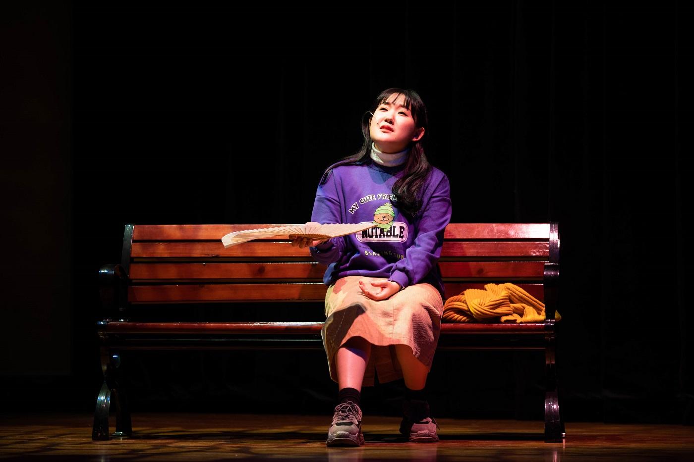 '나비가 그랬어' 공연무대(20.11.28) ©김도연
