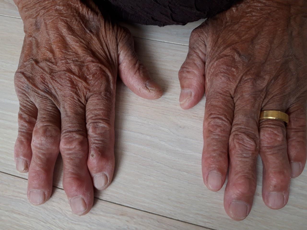 2019.5.10. 할머니의 위대한 손 ⓒ포항여성회