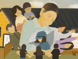 소중한 우리 할머니, 박필근 - '시간과 기억을 잇다'