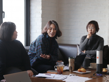 Editorial Conference Part II – How to connect with the public over the issue of the 'comfort women'