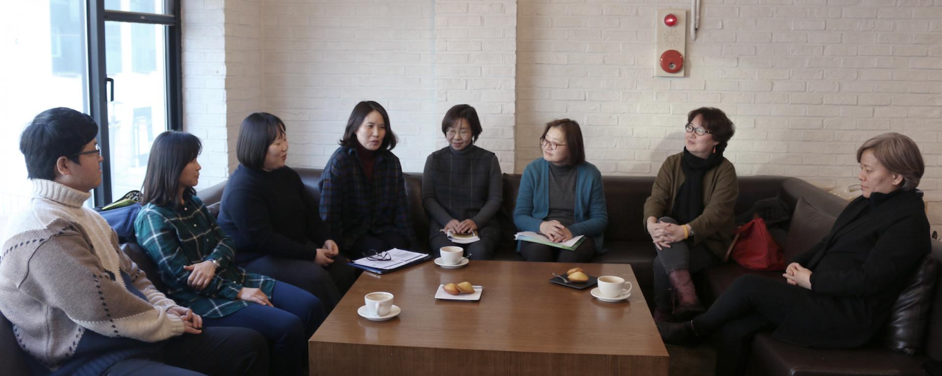Editorial Meeting  Part 1