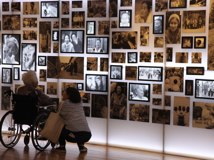 <할머니의 내일 展> 전시 사진 8